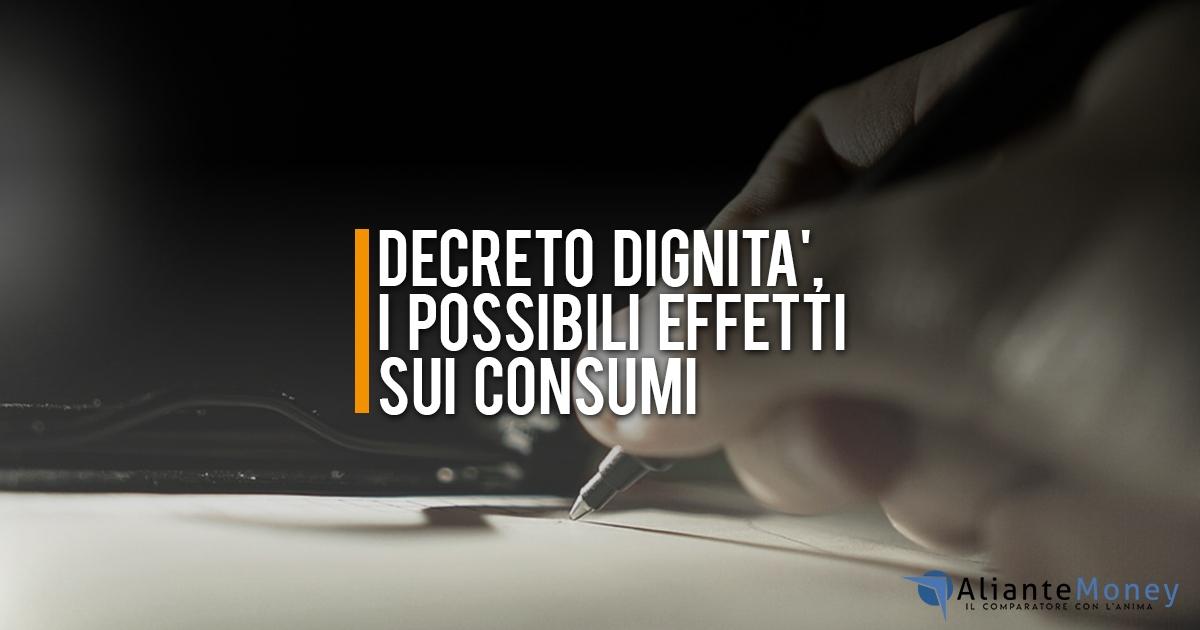 Decreto Dignita', le misure sui contratti a tempo determinato