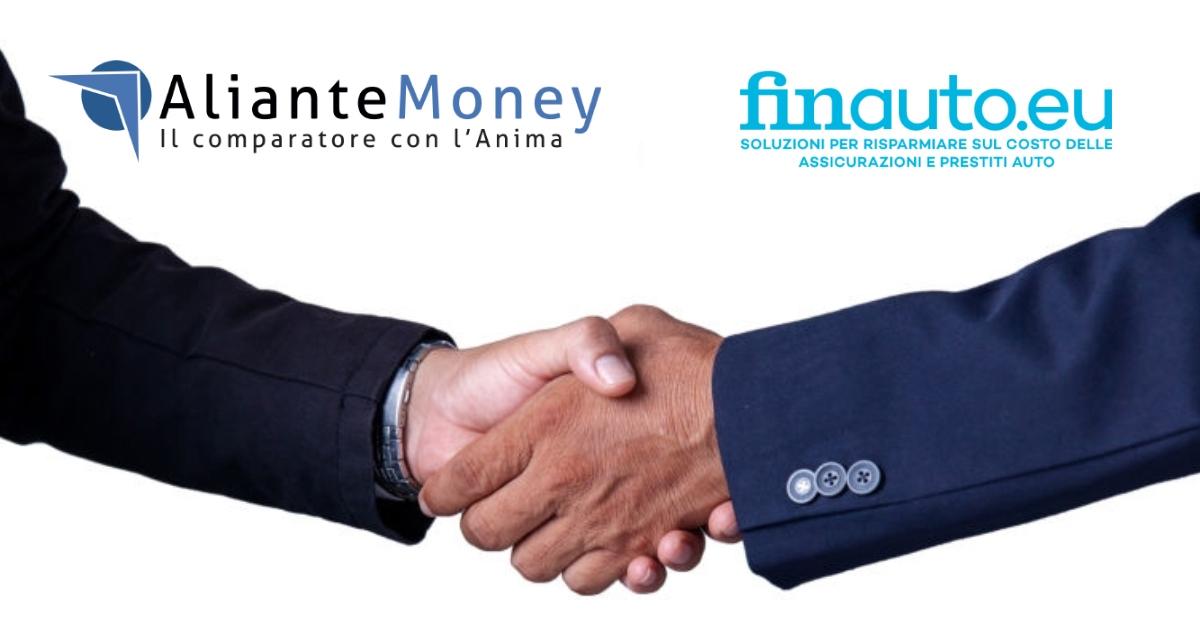 Aliante Money e Finauto: una fruttuosa collaborazione