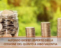 Alfonso Giofre', esperto della cessione del quinto a Vibo Valentia
