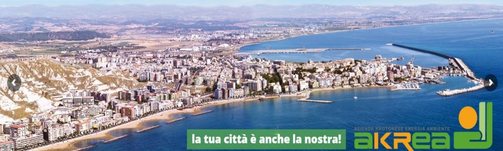 I servizi a tutela dell'ambiente di A.KR.E.A. in Calabria